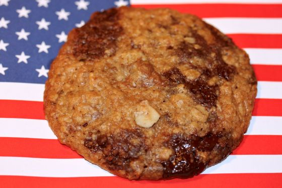 """thoughts on """" Hillary Clinton's Chocolate Chip Cookies """""""
